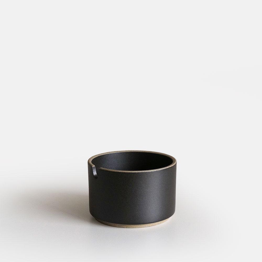 【あす楽対応】HASAMI PORCELAIN[ハサミポーセリン] / Sugar Pot(Black)/HPB017【シュガーポット/ブラック/波佐見焼】[111156