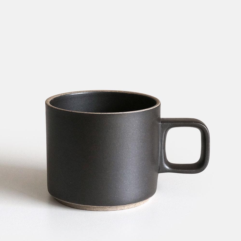 【あす楽対応】HASAMI PORCELAIN[ハサミポーセリン] マグカップ(ブラック) size:S 330ml 電子レンジ対応 HPB019 [111136