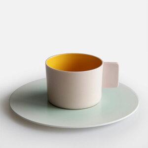"""【あす楽対応】1616/arita japan / SB """"Colour Porcelain"""" Coffee Cup(pink)【有田焼/S&B/ショルテン&バーイングス/コーヒーカップ/カラーポーセリン/SCHOLTEN & BAIJINGS】[111740"""