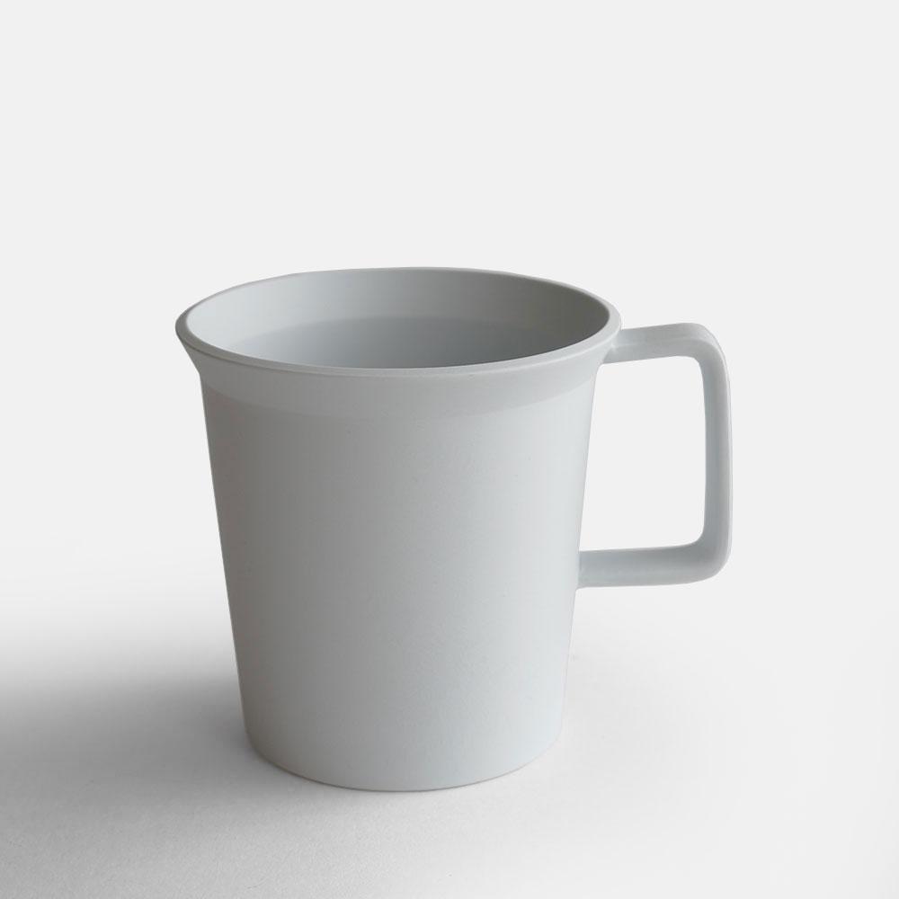 """【あす楽対応】1616/arita japan / TY """"Standard"""" Mug w.handle(Plain Gray)【有田焼/柳原照弘/TYスタンダード/マグカップ】[111219"""