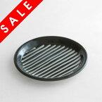 【SALE】instrumental / slipware plate(GY)【在庫処分セール/食器/スリップウェアプレート/インストゥルメンタル/グレー】【楽ギフ_包装】【楽ギフ_のし宛書】[112545