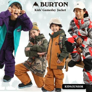 20-21 BURTON バートン キッズ ウェア Kids' Gameday Jacket ジャケット スノーウェア スノーボード スキー 子供 ボーイズ【ぼーだまん】