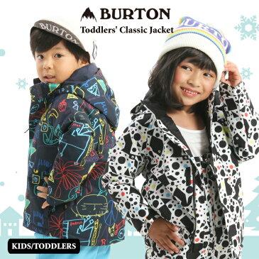 20-21 BURTON バートン トドラー ウェア Toddlers' Classic Jacket ジャケット スノーウェア スノーボード スキー 子供 キッズ【ぼーだまん】
