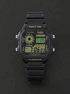 B:MING LIFE STORE by BEAMS CASIO / 1200WH-1B BE…