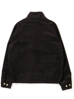 Harrington Jacket 92-18-0224-177: Black