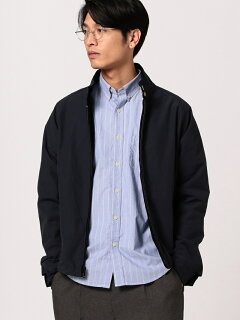 Harrington Jacket 92-18-0224-177: Black