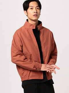 Harrington Jacket 92-18-0224-177: Beige