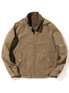 Harrington Jacket 92-18-0224-177: Dark Brown