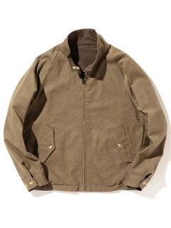 Harrington Jacket 92-18-0224-177: Dark Brown