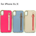 耐衝撃  スマホケース スマートフォンケース 携帯ケース iPhoneX/Xs TPU  二重構造 フラワーリング きれい かわいい かっこいい きらきら ゴールド 収納 ポケット ファスナー ピンク ブルー ベージュ