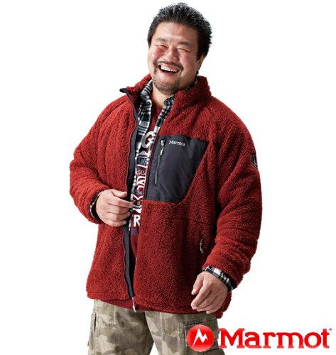 Marmot フリースジャケット カーディナルレッド 1178-133...