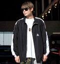 【送料無料】【大きいサイズ】【メンズ】 LE COQ SPORTIF ウインドジャケット ブラック 1176-6150-2 [3L・4L・5L・6L]
