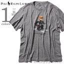 【大きいサイズ】【メンズ】POLO RALPH LAUREN(ポロ ラルフローレン) 半袖デザインTシャツ【USA直輸入】710674429002