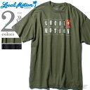 【大きいサイズ】【メンズ】LOCAL MOTION(ローカルモーション) プリント半袖Tシャツ【USA直輸入】smt-5312