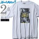 【大きいサイズ】【メンズ】LOCAL MOTION(ローカルモーション) プリント半袖Tシャツ【USA直輸入】smt-5420