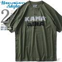 大きいサイズ メンズ HAWAIIAN STYLE ハワイアンスタイル LOCAL MOTION ローカルモーション 半袖 プリント Tシャツ USA直輸入 mts17201