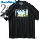 大きいサイズ メンズ LOCAL MOTION ローカルモーション 半袖 プリント Tシャツ USA直輸入 smt16320