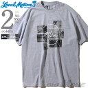 大きいサイズ メンズ LOCAL MOTION ローカルモーション 半袖 プリント Tシャツ USA直輸入 smt17311
