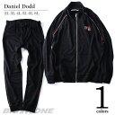 デザインスウェット上下セット 大きいサイズ メンズ DANIEL DO...