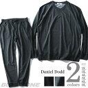 【大きいサイズ】【メンズ】DANIEL DODD スウェット...