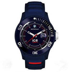 BMW・Motorsport・ice-watch・シリコンUnisex・ダークブルー
