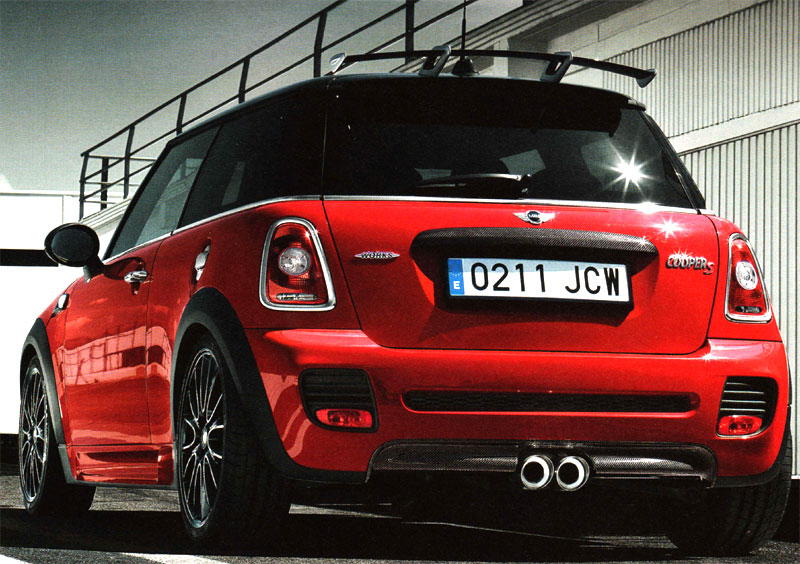 bmw mini john cooper works r56 jcw bm. Black Bedroom Furniture Sets. Home Design Ideas