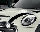 """純正 BMW MINI F56(3 DOOR)用 ヘッド・ライト・リング """"ブラック・ライン"""" セット"""