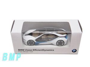 【BMW純正】【即納】【BMW純正】BMW ミニチュアカー BMW Vision Efficient Dynamics ホワイト ...