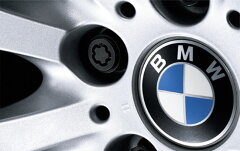 【BMW純正パーツ】BMW ホイールロック・セット