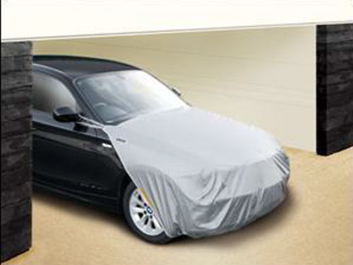 BMW ボンネットカバー BMW 3シリーズ用 ボディカバー (SS)起毛タイプ 収納袋付きの人...