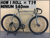HOWIROLL-ROOTS(20inchBMX)/BMX20インチ完成車オールドスクール