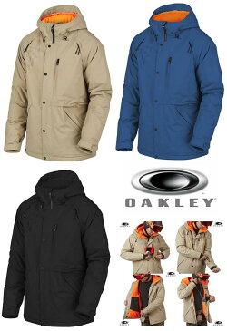 2018 OAKLEY オークリー ウェア FREEFALL BIOZONE INSULATED JACKET