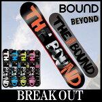 15-16BOUND/バウンドBEYONDビヨンドグラトリメンズレディース予約商品スノーボード