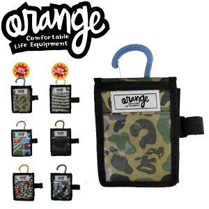 ORANGE / オレンジ Pass case-BS  パスケース チケットホルダー スノーボード スキー