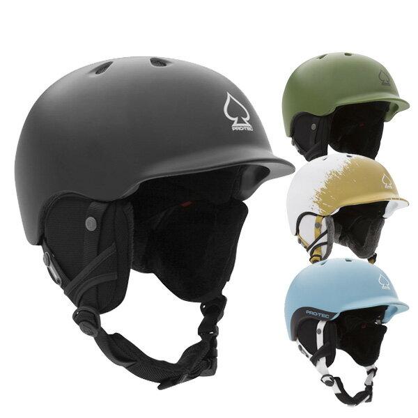 スキー・スノーボード用アクセサリー, ヘルメット PRO-TEC RIOT SNOW HELMETS 19-20