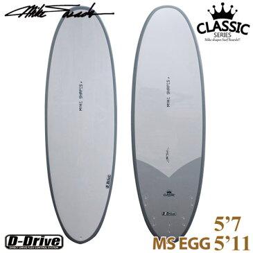 営業所止め サーフボード ショートボード マイクシェイプス MS エッグ 5'7 5'11 サーフィン MIKE SHAPES MS EGG 5'7 5'11