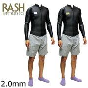 ラッシュ ウエットスーツ タッパー メンズウェットスーツ