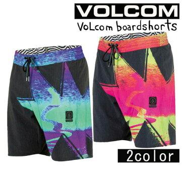即出荷 VOLCOM/ボルコム メンズ サーフパンツ ボードショーツ 海パン 水着 Magxplotion Stoney A0821700 19インチ サーフィン メール便対応