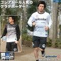 ゴレアドール/goleador_昇華ボーダー&グラデーションプラロングTシャツ〜フットサルウェア