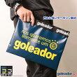 ゴレアドール/goleador ターポリンクラッチバック