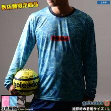 ゴレアドール/goleador長袖プラシャツ