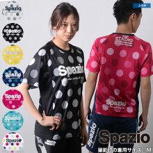 スパッツィオ/spazioドット8プラクティスシャツ