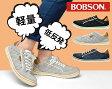 『ボブソン 靴 22.5cm〜24.5cm』レディース ローカット スニーカー カジュアル ホワイト LADIES 歩きやすい クッション BOBSON ボブソン 靴