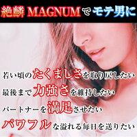 《送料無料》絶麟MAGNUM男性用サプリトンカットアリ・シトルリン・アルギニン・マカ・亜鉛90粒※精力剤や薬ではなくサプリメントです