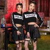 ポリス警察署警官ミニスカポリスハロウィンハロウィンコスチュームコスプレイベントコスチューム