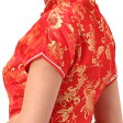 店内50%OFF〜開催中♪ チャイナドレス コスプレ ロング ショート ハロウィン パーティ S〜9Lサイズまで 11サイズもあり 半袖 c15 ハロウィン 衣装