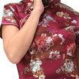 チャイナドレス コスプレ ロング ショート パーティ S〜9Lサイズまで 11サイズもあり 半袖 f02