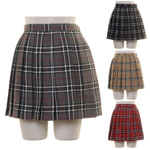 【20%OFF開催中】スクールスカート チェック柄 コスプレ セーラー服 制服 女子高生 ブレザー S〜4Lサイズあり 4色展開 costume433 衣装