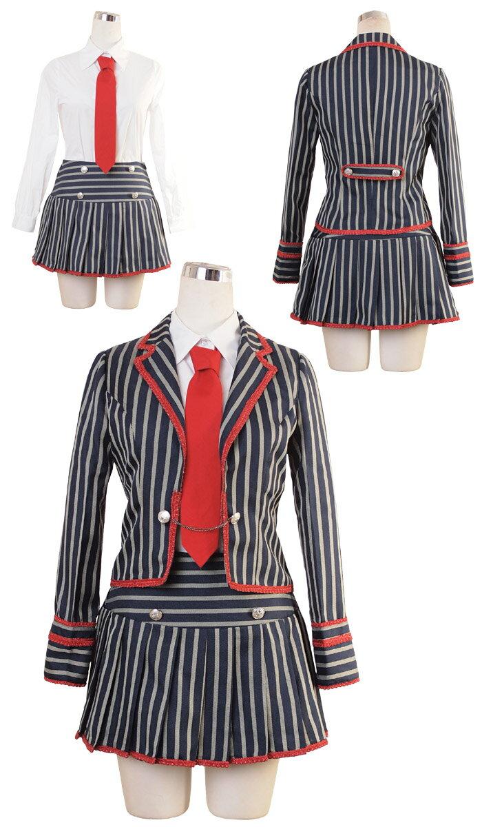 レッドバーンステージ制服costume543