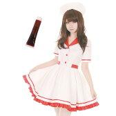 女医 ナース 3点セット M〜2Lサイズあり costume970